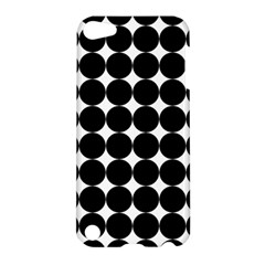 Dotted Pattern Png Dots Square Grid Abuse Black Apple Ipod Touch 5 Hardshell Case by Mariart