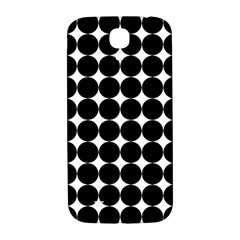 Dotted Pattern Png Dots Square Grid Abuse Black Samsung Galaxy S4 I9500/i9505  Hardshell Back Case by Mariart