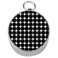 Dotted Pattern Png Dots Square Grid Abuse Black Silver Compasses by Mariart
