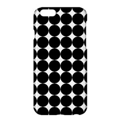 Dotted Pattern Png Dots Square Grid Abuse Black Apple Iphone 6 Plus/6s Plus Hardshell Case by Mariart