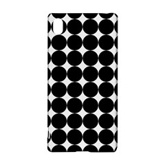 Dotted Pattern Png Dots Square Grid Abuse Black Sony Xperia Z3+ by Mariart