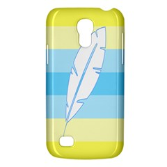 Feather Flags Galaxy S4 Mini by Mariart