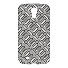 Capsul Another Grey Diamond Metal Texture Samsung Galaxy S4 I9500/i9505 Hardshell Case by Mariart