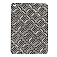 Capsul Another Grey Diamond Metal Texture Ipad Air 2 Hardshell Cases by Mariart