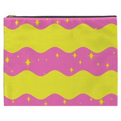 Glimra Gender Flags Star Space Cosmetic Bag (xxxl)  by Mariart