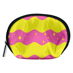 Glimra Gender Flags Star Space Accessory Pouches (medium)  by Mariart
