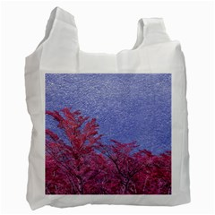 Fantasy Landscape Theme Poster Recycle Bag (two Side)  by dflcprints