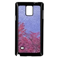 Fantasy Landscape Theme Poster Samsung Galaxy Note 4 Case (black) by dflcprints