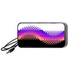 Mutare Mutaregender Flags Portable Speaker (black) by Mariart