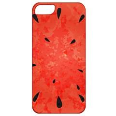 Summer Watermelon Design Apple Iphone 5 Classic Hardshell Case by TastefulDesigns