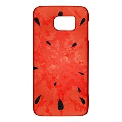 Summer Watermelon Design Galaxy S6 by TastefulDesigns