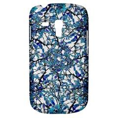 Modern Nouveau Pattern Galaxy S3 Mini by dflcprints