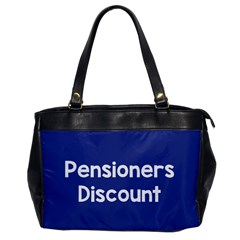Pensioners Discount Sale Blue Office Handbags by Mariart