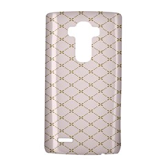 Plaid Star Flower Iron Lg G4 Hardshell Case by Mariart