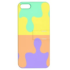 Puzzle Gender Apple Iphone 5 Hardshell Case With Stand by Mariart