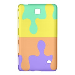 Puzzle Gender Samsung Galaxy Tab 4 (8 ) Hardshell Case  by Mariart