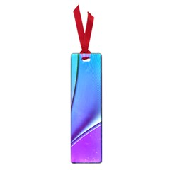 Line Blue Light Space Purple Small Book Marks by Mariart