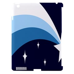 Star Gender Flags Apple Ipad 3/4 Hardshell Case (compatible With Smart Cover) by Mariart