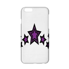 Star Purple Space Apple Iphone 6/6s Hardshell Case by Mariart