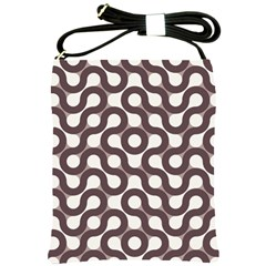 Seamless Geometric Circle Shoulder Sling Bags by Mariart