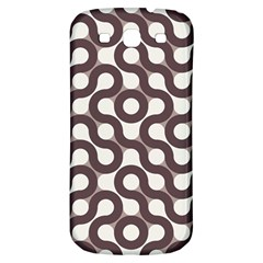 Seamless Geometric Circle Samsung Galaxy S3 S Iii Classic Hardshell Back Case by Mariart