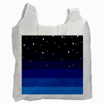 Stra Polkadot Polka Gender Flags Recycle Bag (One Side) Front