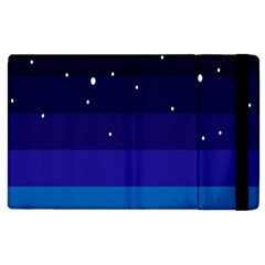 Stra Polkadot Polka Gender Flags Apple Ipad 3/4 Flip Case by Mariart