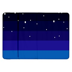 Stra Polkadot Polka Gender Flags Samsung Galaxy Tab 8 9  P7300 Flip Case by Mariart