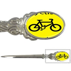 Stay Classy Bike Cyclists Sport Letter Openers by Mariart