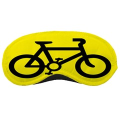 Stay Classy Bike Cyclists Sport Sleeping Masks by Mariart