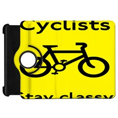 Stay Classy Bike Cyclists Sport Kindle Fire Hd 7  by Mariart