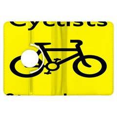 Stay Classy Bike Cyclists Sport Kindle Fire Hdx Flip 360 Case by Mariart