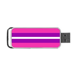 Transgender Flags Portable Usb Flash (one Side) by Mariart