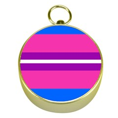 Transgender Flags Gold Compasses by Mariart