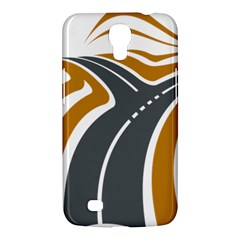 Transparent All Road Tours Bus Charter Street Samsung Galaxy Mega 6 3  I9200 Hardshell Case by Mariart