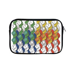 Rainbow Fish Apple Macbook Pro 13  Zipper Case by Mariart