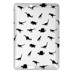 Dinosaurs Pattern Amazon Kindle Fire Hd (2013) Hardshell Case by Valentinaart