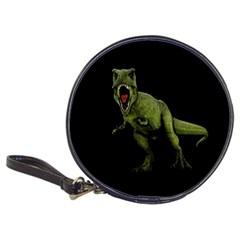 Dinosaurs T Rex Classic 20 Cd Wallets by Valentinaart