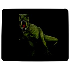 Dinosaurs T Rex Jigsaw Puzzle Photo Stand (rectangular) by Valentinaart