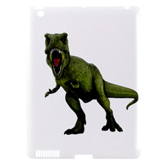 Dinosaurs T Rex Apple Ipad 3/4 Hardshell Case (compatible With Smart Cover) by Valentinaart
