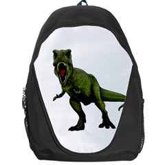 Dinosaurs T-Rex Backpack Bag by Valentinaart