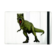 Dinosaurs T Rex Apple Ipad Mini Flip Case by Valentinaart