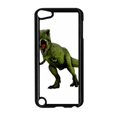 Dinosaurs T Rex Apple Ipod Touch 5 Case (black) by Valentinaart