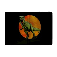 Dinosaurs T Rex Apple Ipad Mini Flip Case by Valentinaart