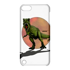 Dinosaurs T Rex Apple Ipod Touch 5 Hardshell Case With Stand by Valentinaart