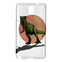 Dinosaurs T Rex Samsung Galaxy Note 3 N9005 Hardshell Case