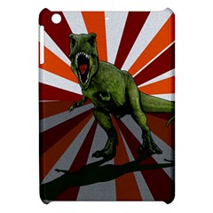Dinosaurs T Rex Apple Ipad Mini Hardshell Case by Valentinaart