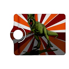 Dinosaurs T Rex Kindle Fire Hd (2013) Flip 360 Case by Valentinaart