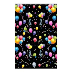 Balloons   Shower Curtain 48  X 72  (small)  by Valentinaart