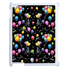 Balloons   Apple Ipad 2 Case (white) by Valentinaart